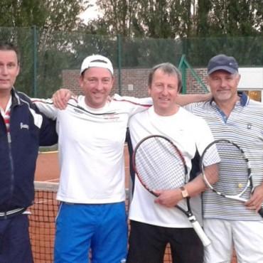 Dirk en Luc dubbelkampioenen van Groot Houtem