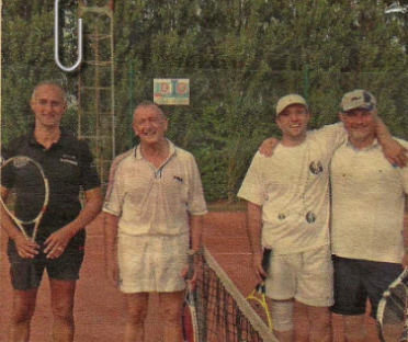 TC 2001 Geslaagd kampioenschap