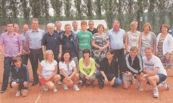 Tennisclub 2001 viert 40-jarig bestaan