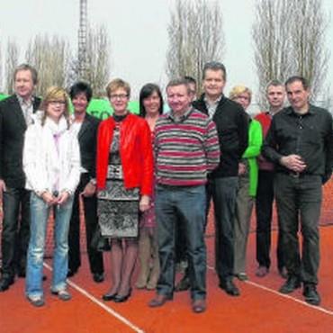Veertig jaar tennis op de Polbroek